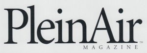 Logo for Plein Air Magazine
