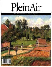 Cover of September 2005 Plein Air magazine