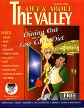 Cover of December 2004 Out and About The Valley