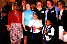 9-11 families with Olympic medalists