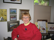 Photo of Nancy Halpern