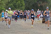 The start of last year's 5K by photographer Alheli Curry